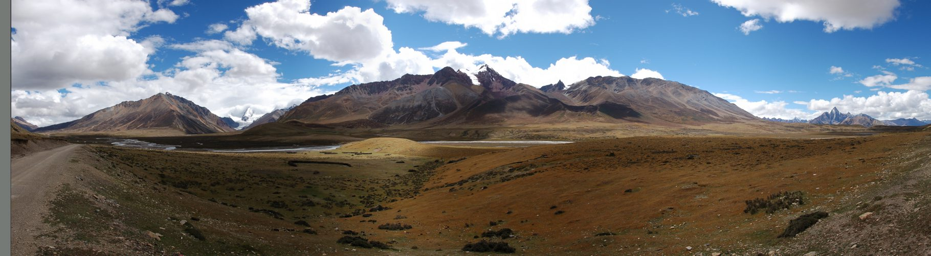 China, Tibet, Rawu, Demo La, 4600m