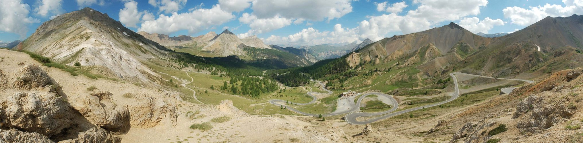 France, Briancon, Col d''Izoard