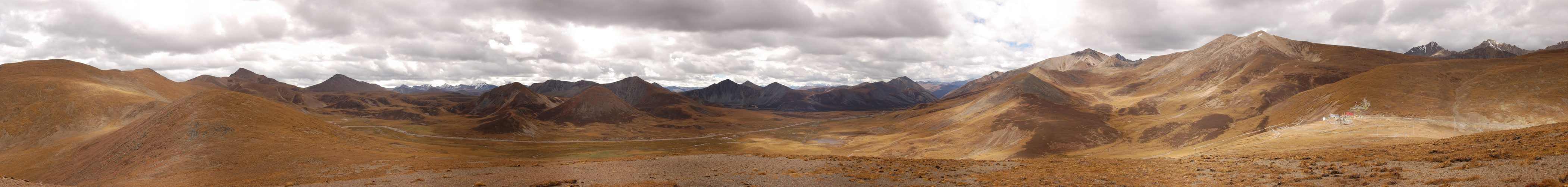 China, Tibet, Rutok, Mi La, 4865m