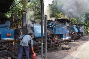old steam locomotives Darjeeling Himalayan Railway (DHR) Toy Train