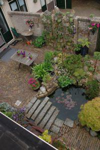 rock garden Harry Jans